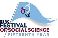 ESRC Festival of Social Science logo